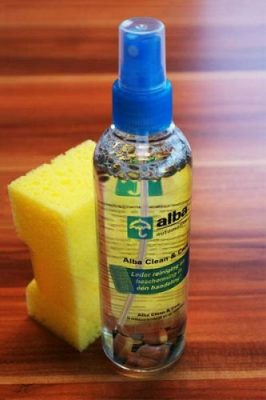 Alba Cleaning Kit Alba Clean Care